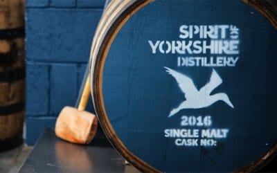 Spirit of Yorkshire Distillery: Innovating from Grain to Glass