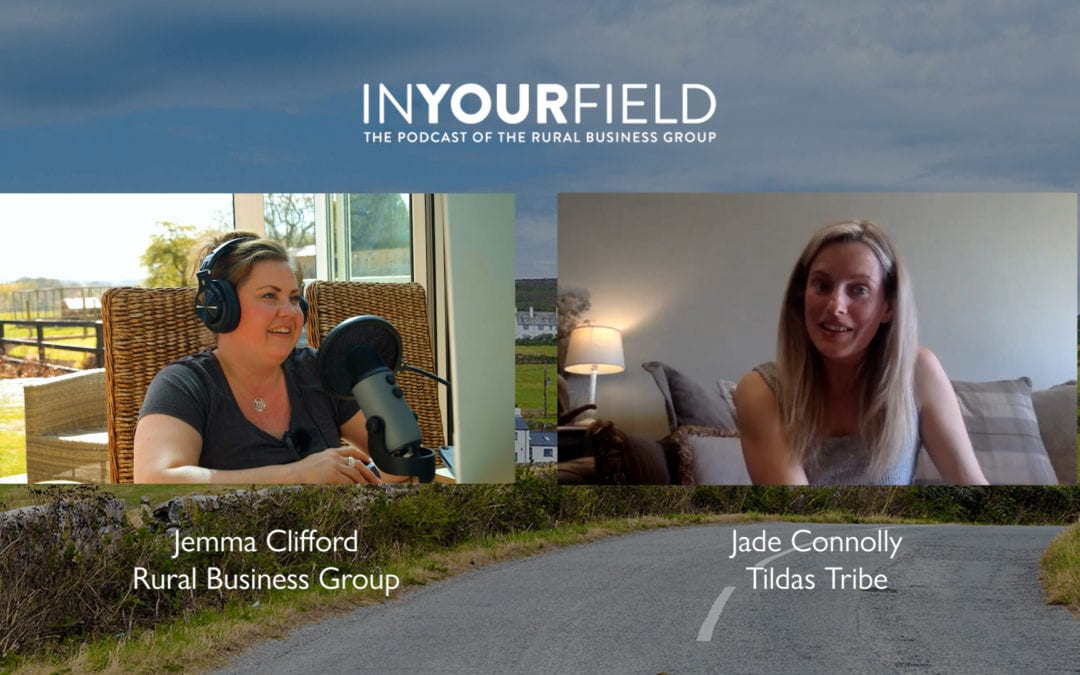 IN YOUR FIELD Podcast: Naughty Goats and Soap