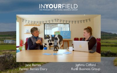 IN YOUR FIELD Podcast: In discussion with Farmer Barnes Dairy