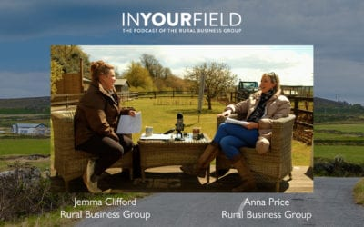 IN YOUR FIELD Podcast: Top Ten Tips with Co-Founders Anna Price and Jemma Clifford