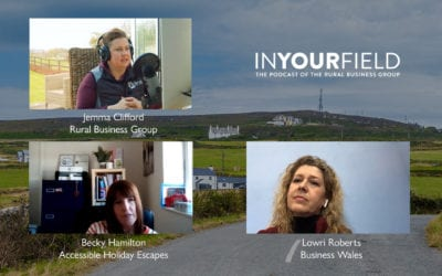 IN YOUR FIELD Podcast: In conversation with Accessible Holiday Escapes