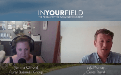 IN YOUR FIELD – The Future Farming Resilience Fund with Seb Murray from Ceres Rural