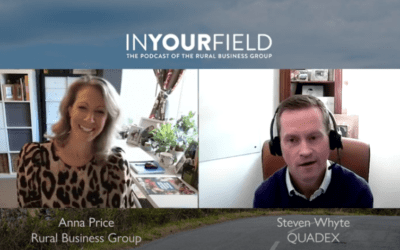IN YOUR FIELD Podcast – Stephen Whyte